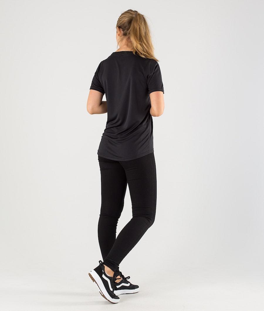 Burton Multipath T-shirt Donna True Black
