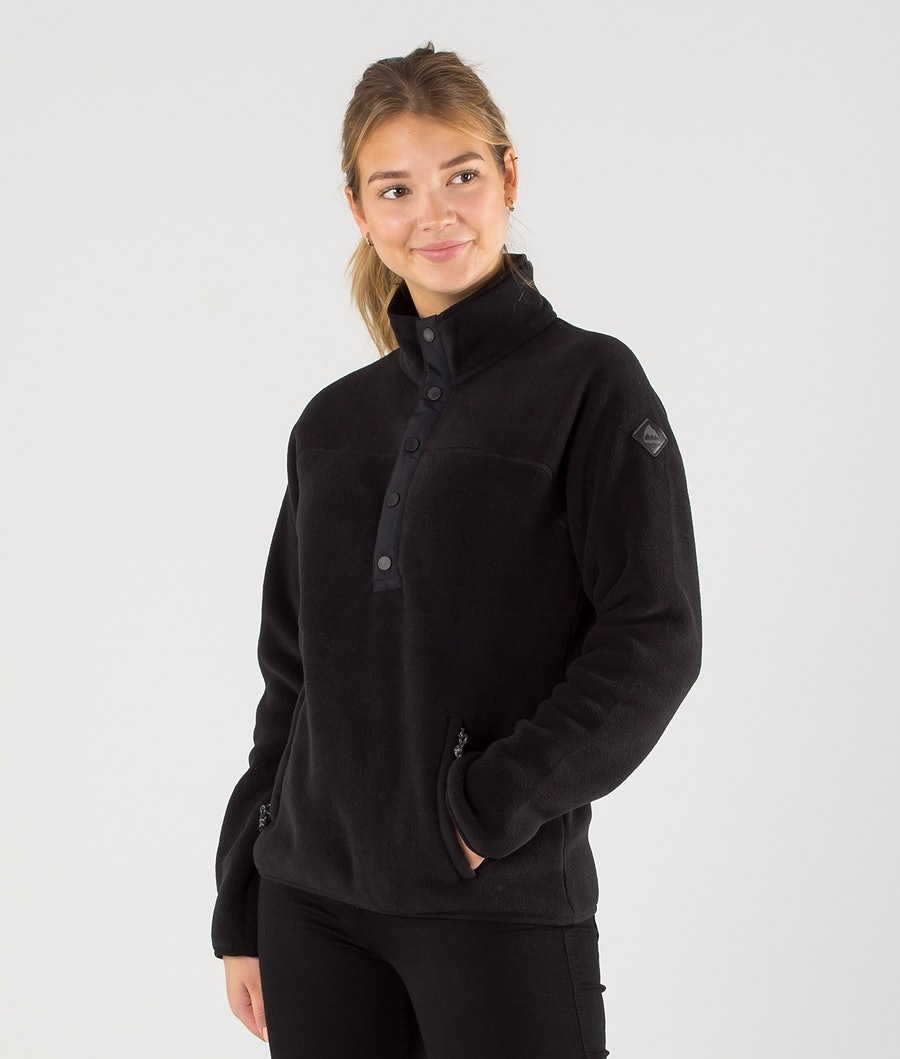 Burton Hearth Tröja True Black