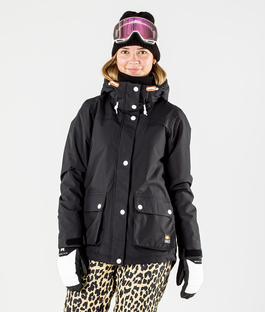 ColourWear Ida Snowboardjacke Black