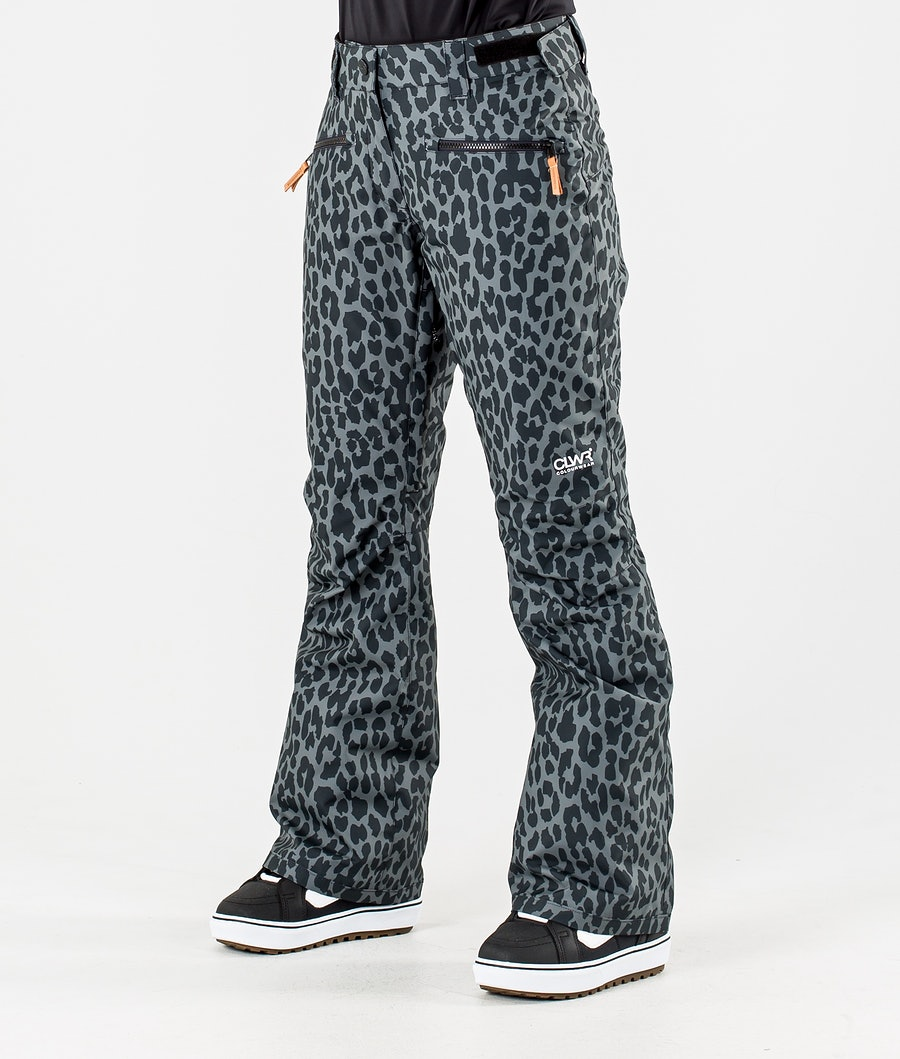 ColourWear Cork Snowboard Pants Black