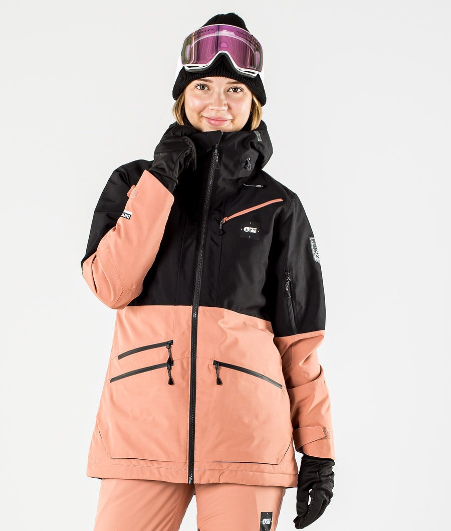 Picture Famer Snowboard Jacket Black
