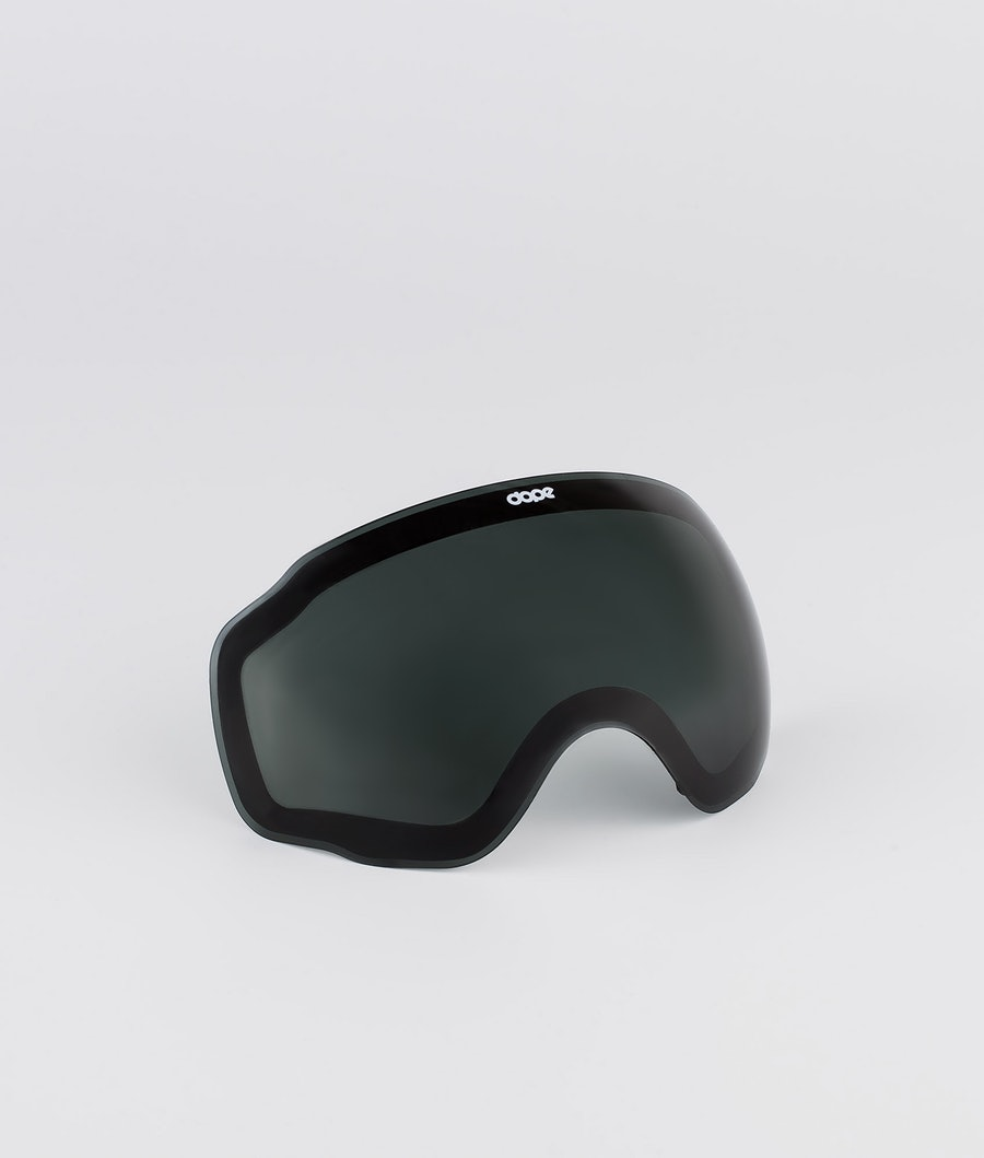 Dope Sphere Replacement Lens Snow Black Smoke