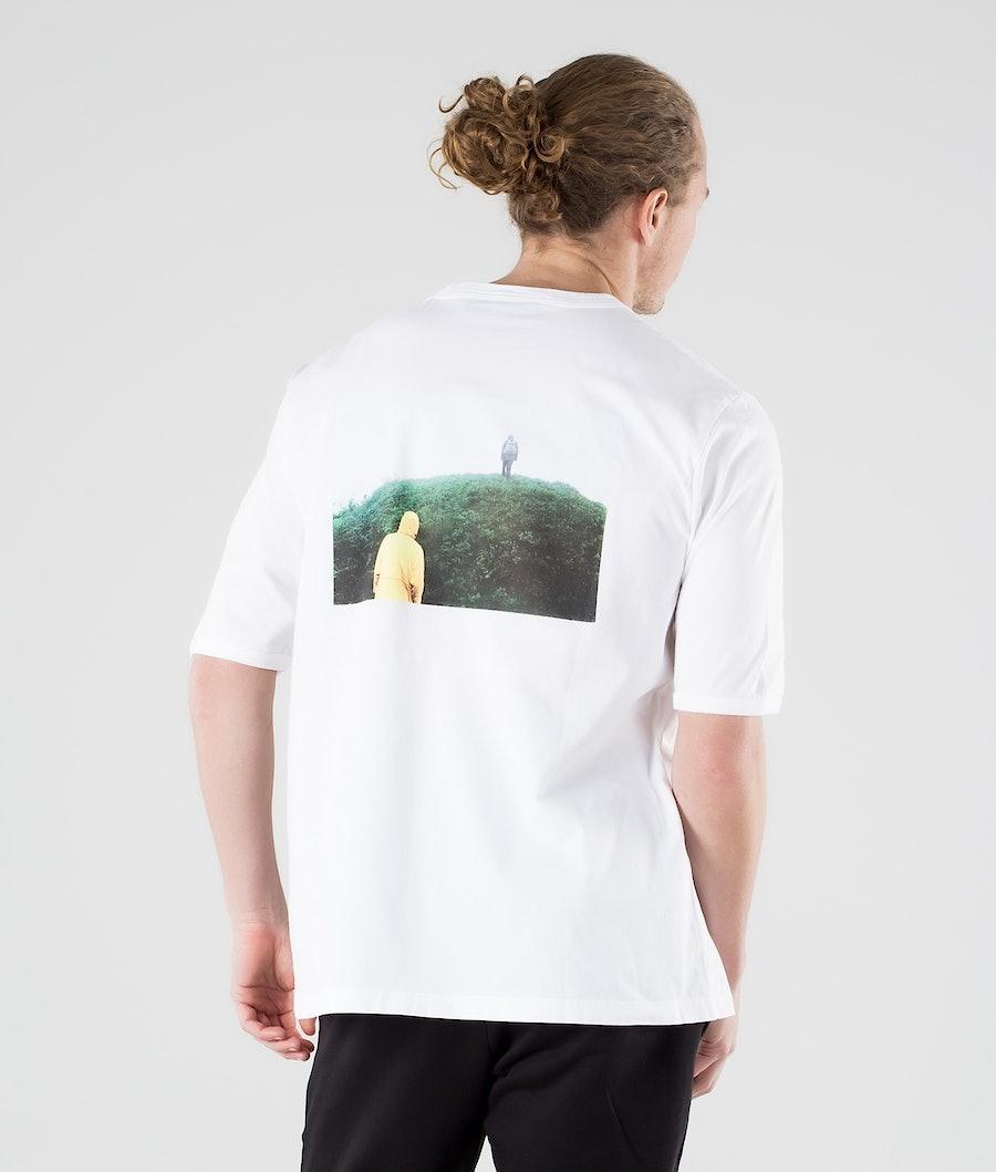 Peak Performance Stowaway T-shirt White