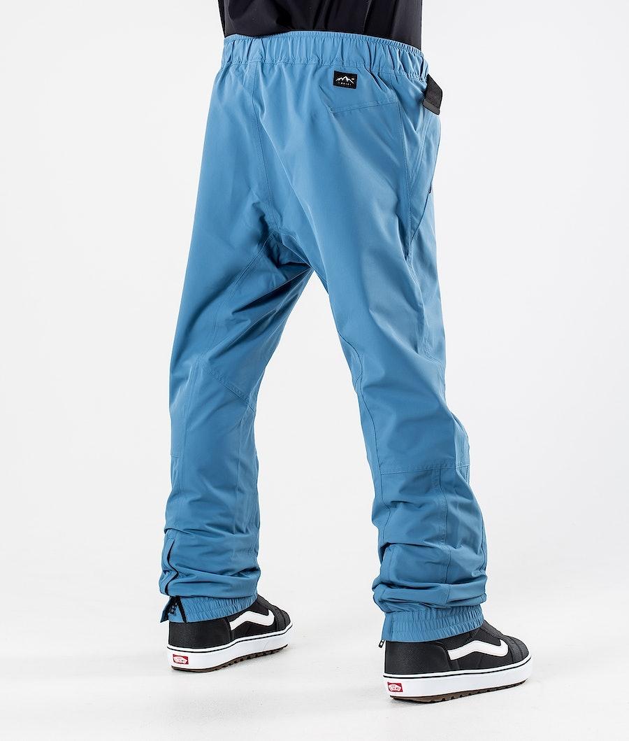 Dope Blizzard Pantalon de Snowboard Blue Steel