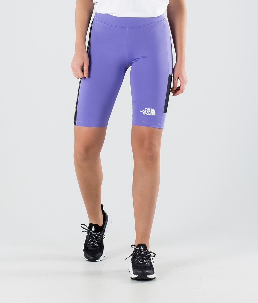 The North Face Train N Logo Shorts Outdoor Pop Purple