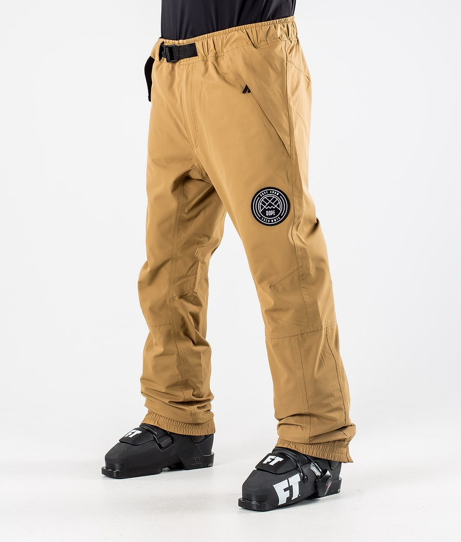 Dope Blizzard 2020 Pantaloni Sci Gold