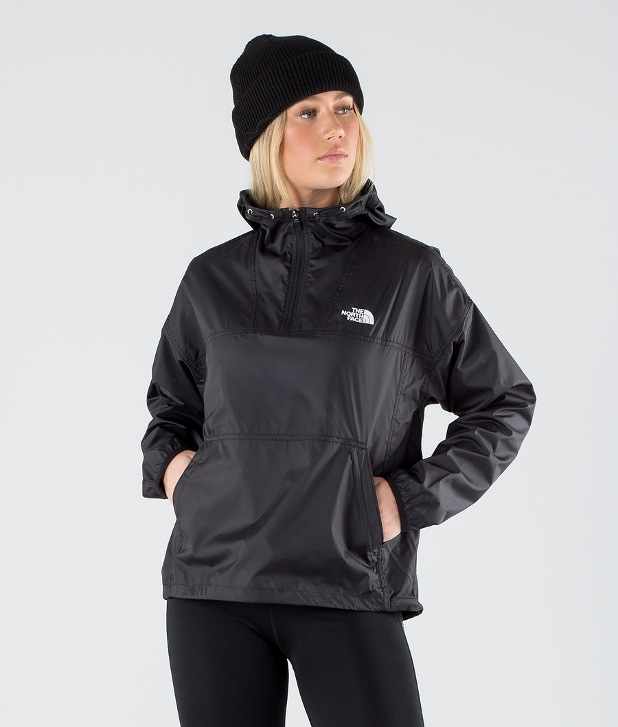 The North Face Cyclone Anorak Giacca Outdoor Tnf Black