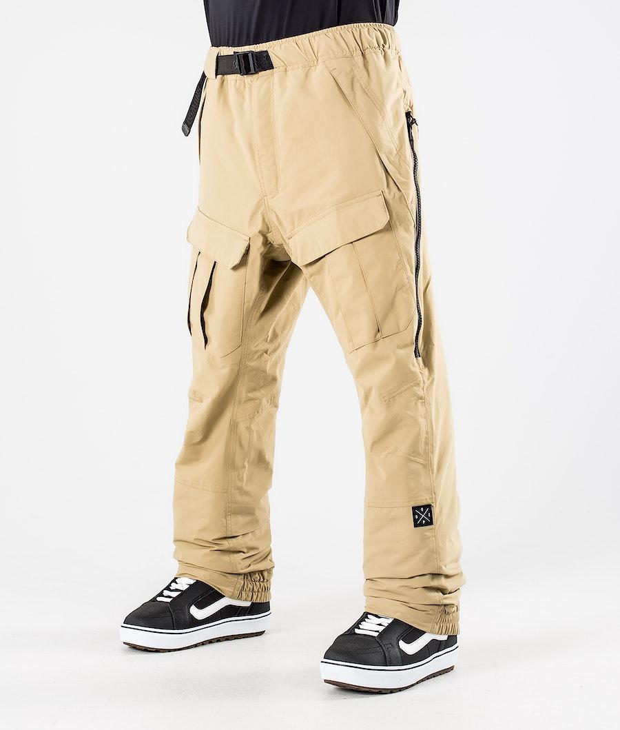 Dope Antek Snowboardhose Khaki