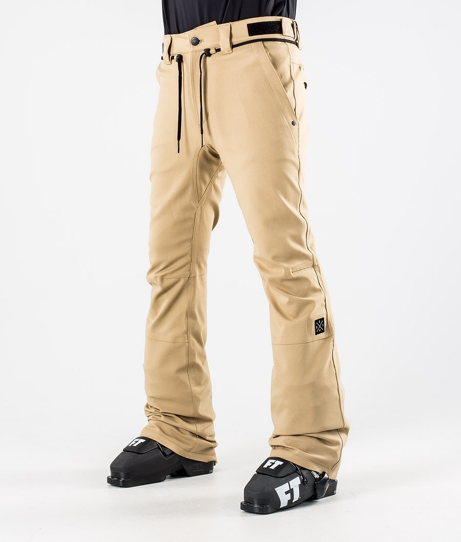 Dope Tiger Pantaloni da Sci Khaki