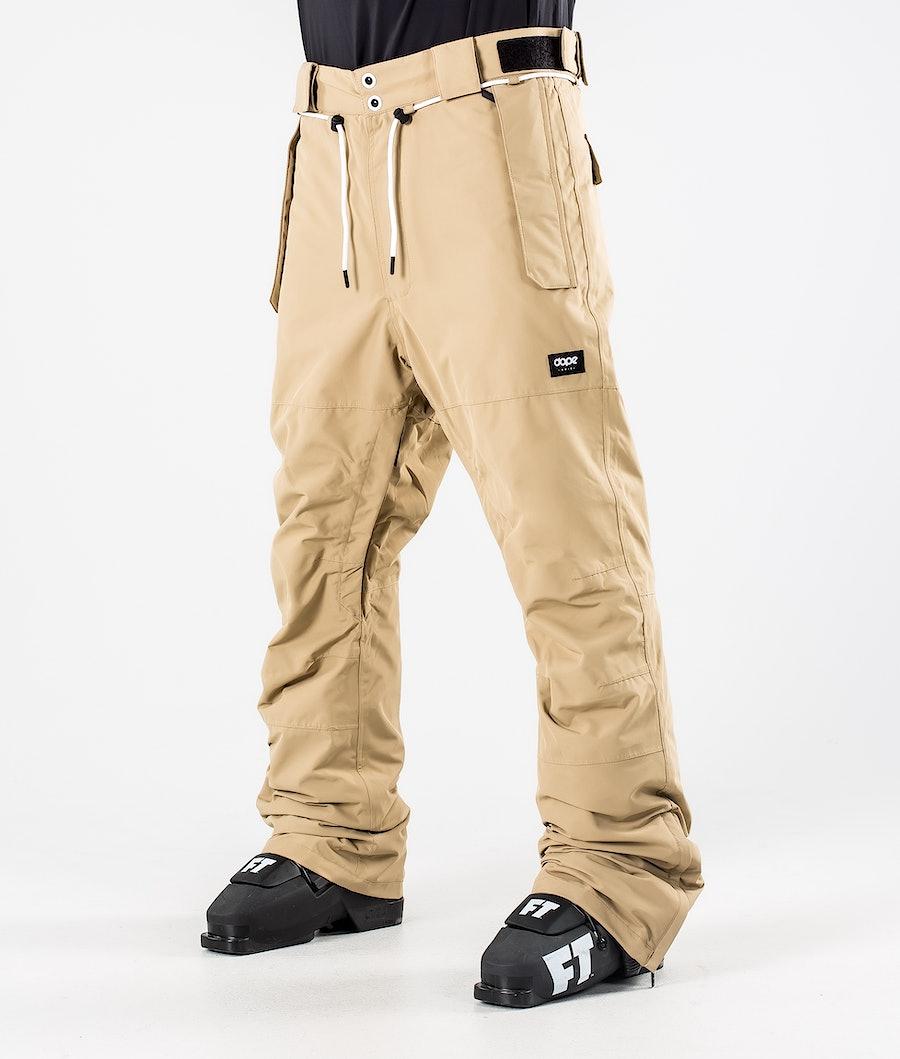 Dope Classic Lasketteluhousut Khaki
