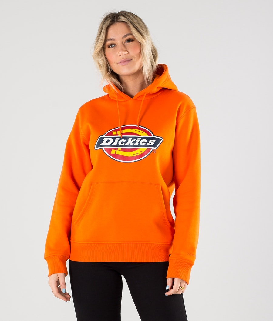 Dickies San Antonio Hoodie Bright Orange