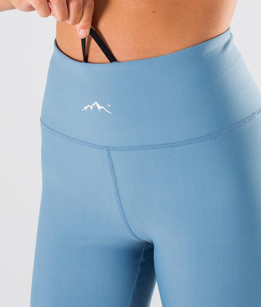 Dope Lofty Leggings Femme Blue