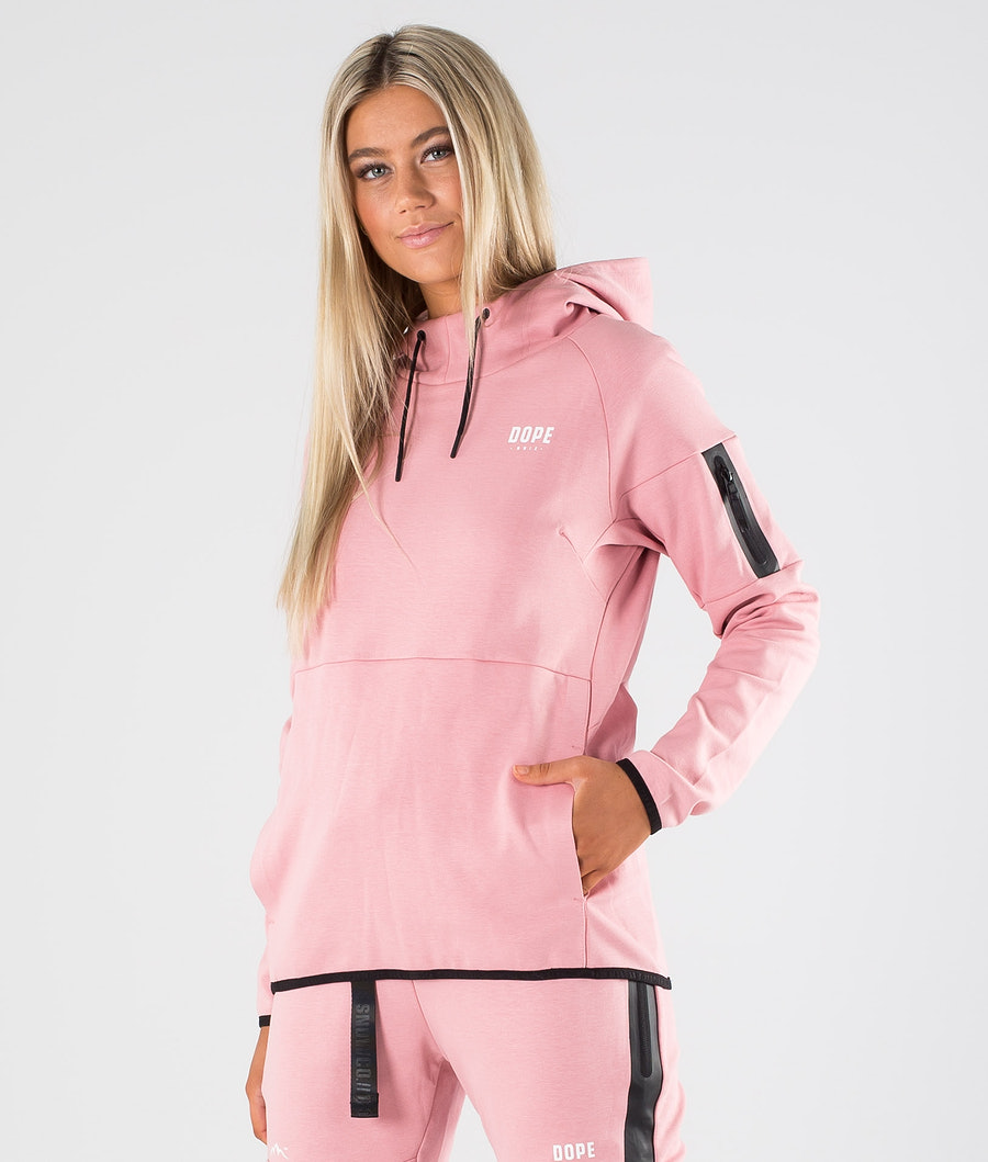 Dope Ronin W Capuche Pink