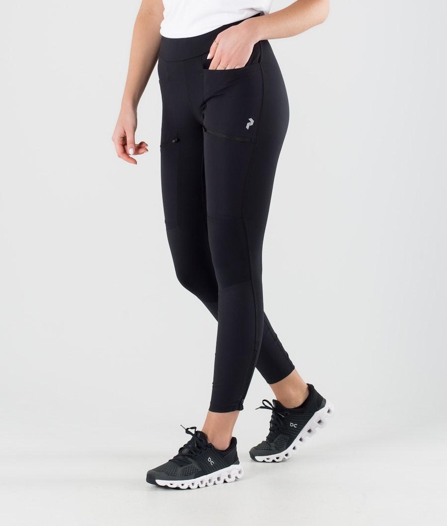 Peak Performance Track Leggings Black