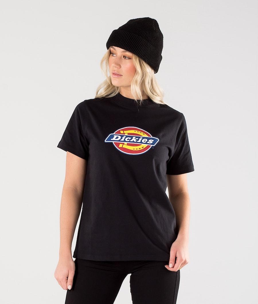Dickies Icon Logo T-shirt Black