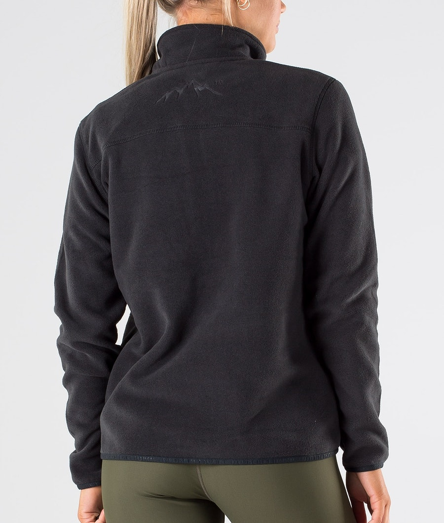 Dope Loyd W Polartec Women's Fleece Sweater Black