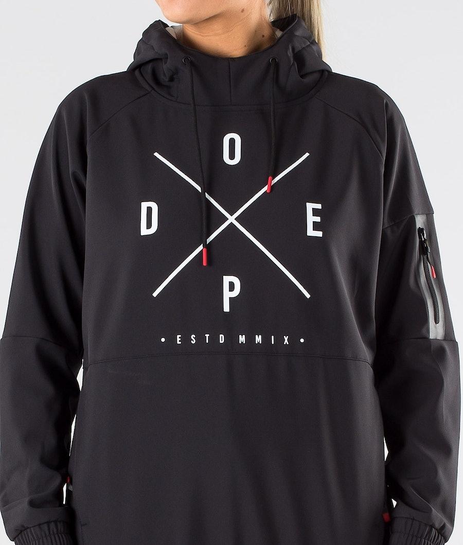 Dope Rambler W Women's Outdoor Jacket Black