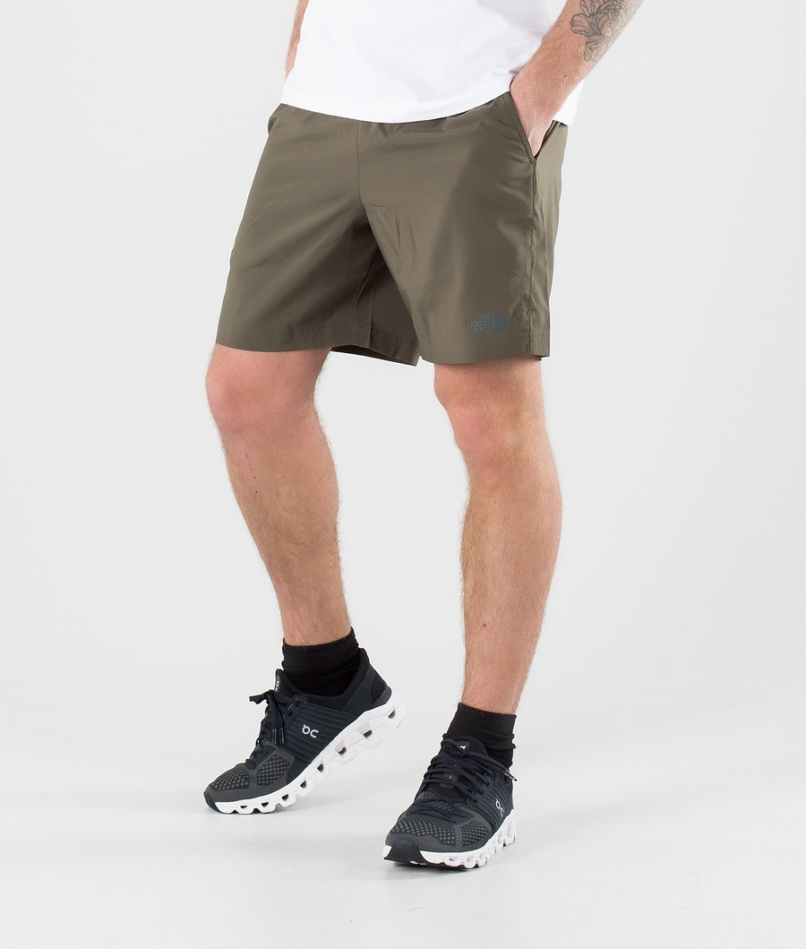 The North Face 24/7 Shorts Randonnée New Taupe Green
