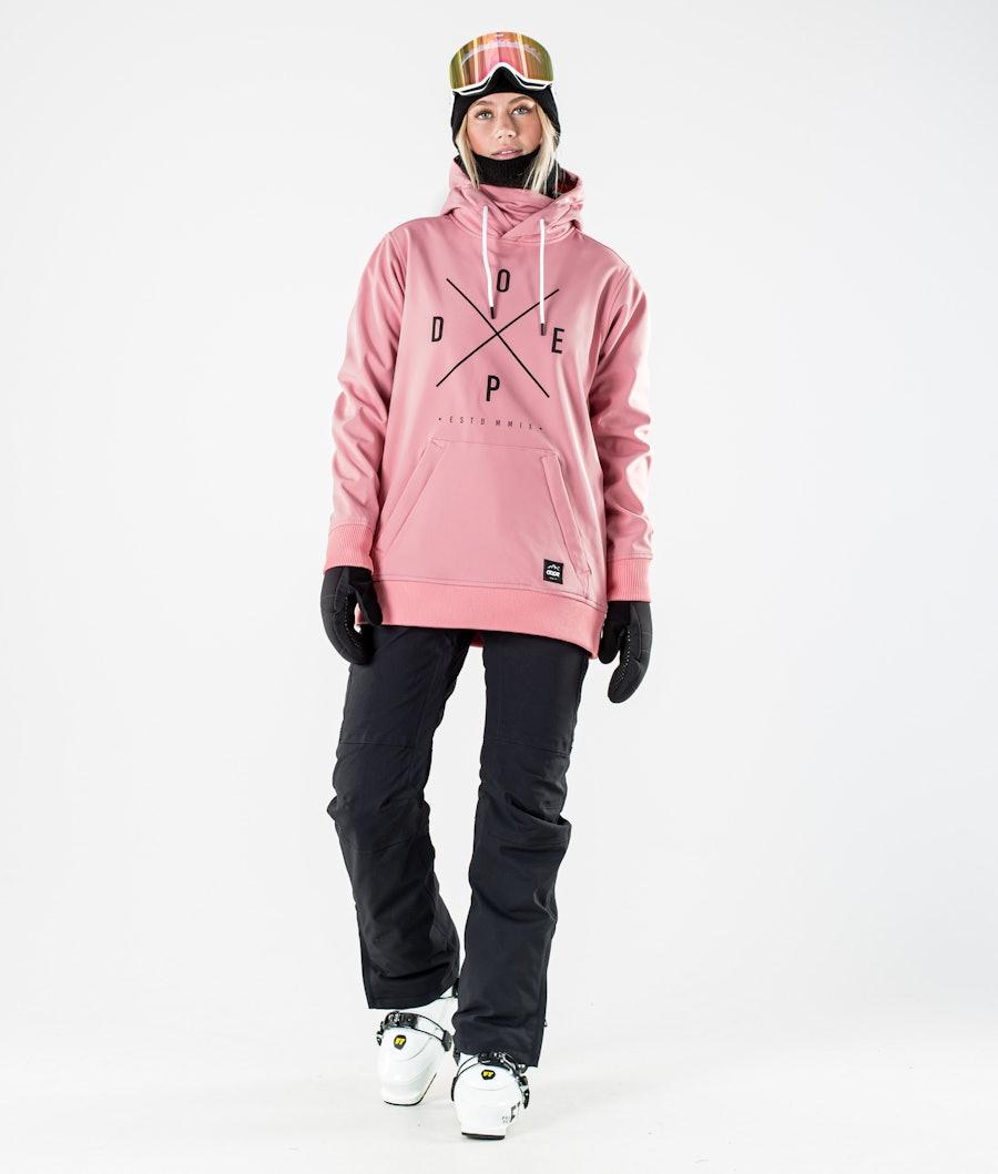 Dope Yeti W Skijakke Dame Pink