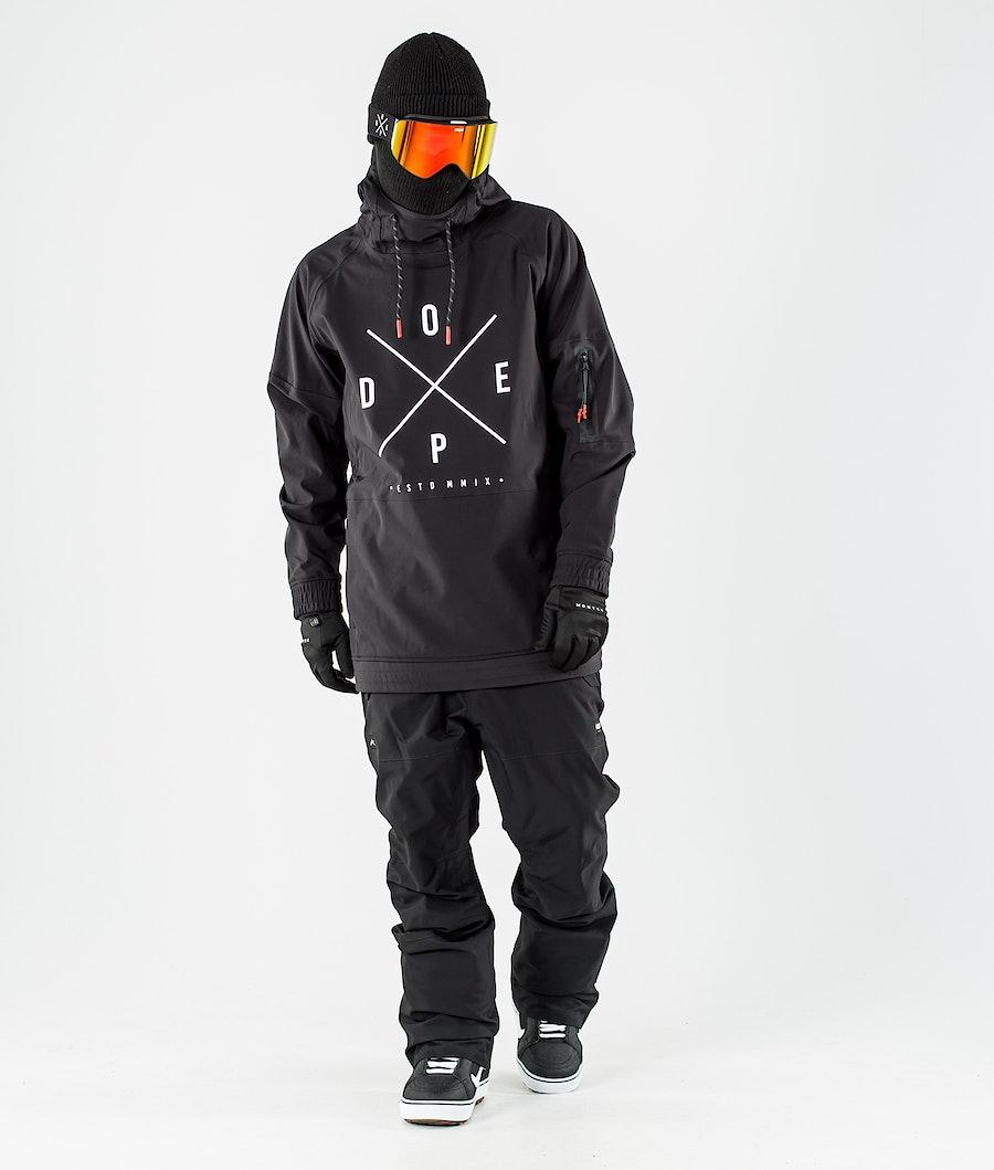 Dope Rambler MTE Snowboardjakke Black