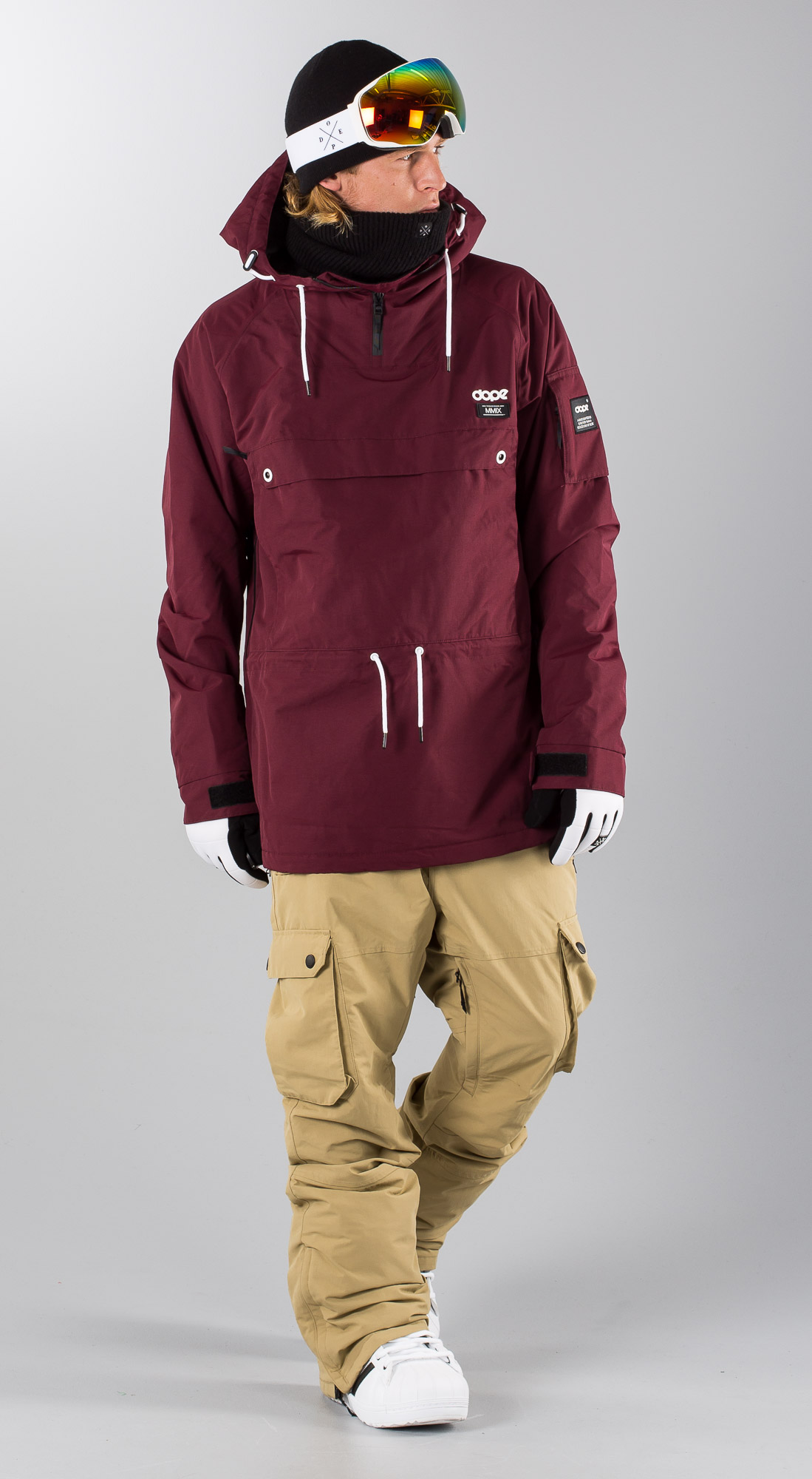 Consegna Abbigliamento Gratuita Snowboard Ridestore Uomo rHqH7E