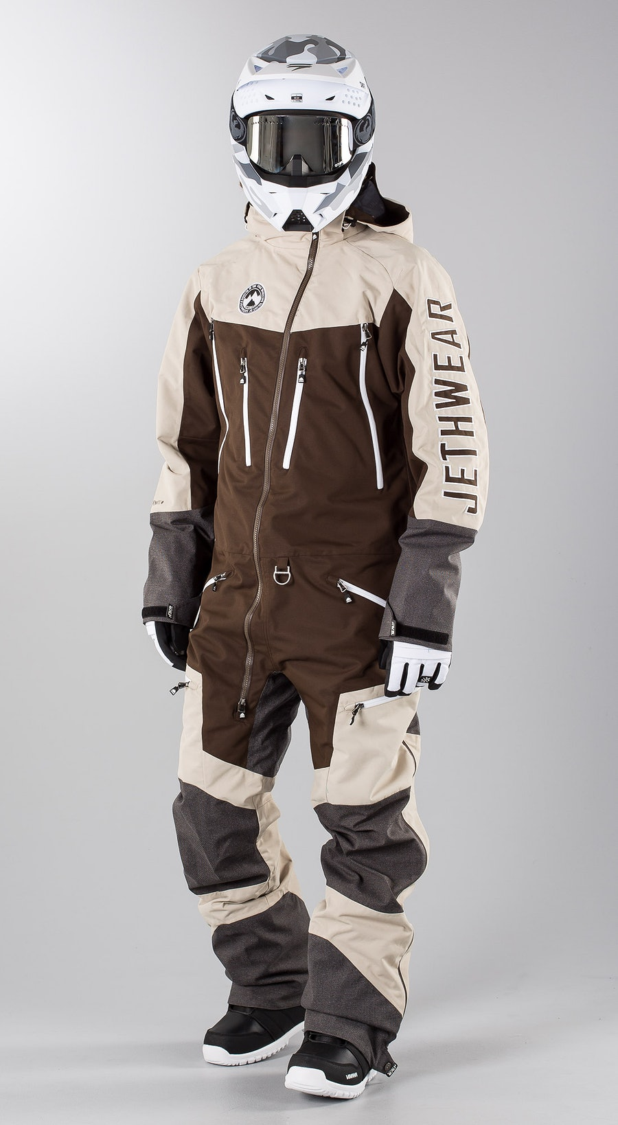 Jethwear Freedom Suit  Java Snowmobile clothing Multi