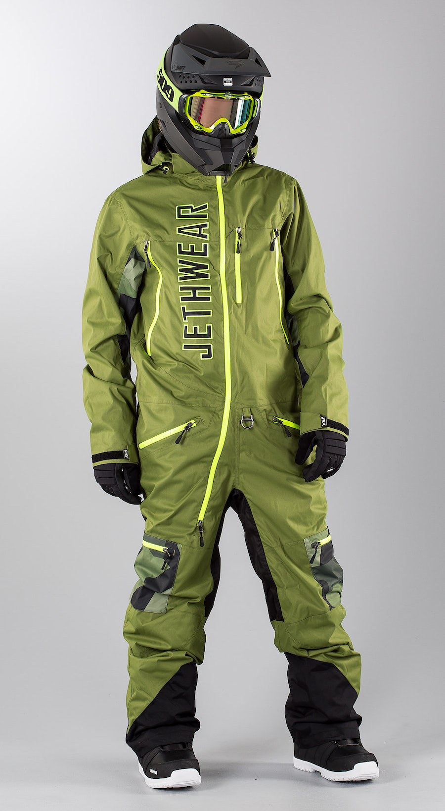 Jethwear The One  Kale Snowmobile clothing Multi