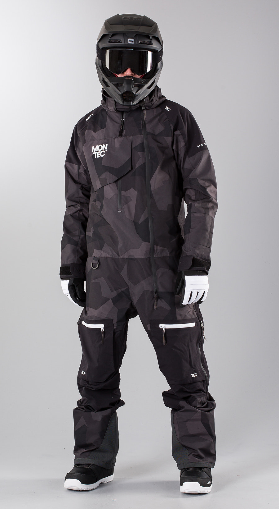 Montec Next Night Camo Snowmobile Bekleidung Multi