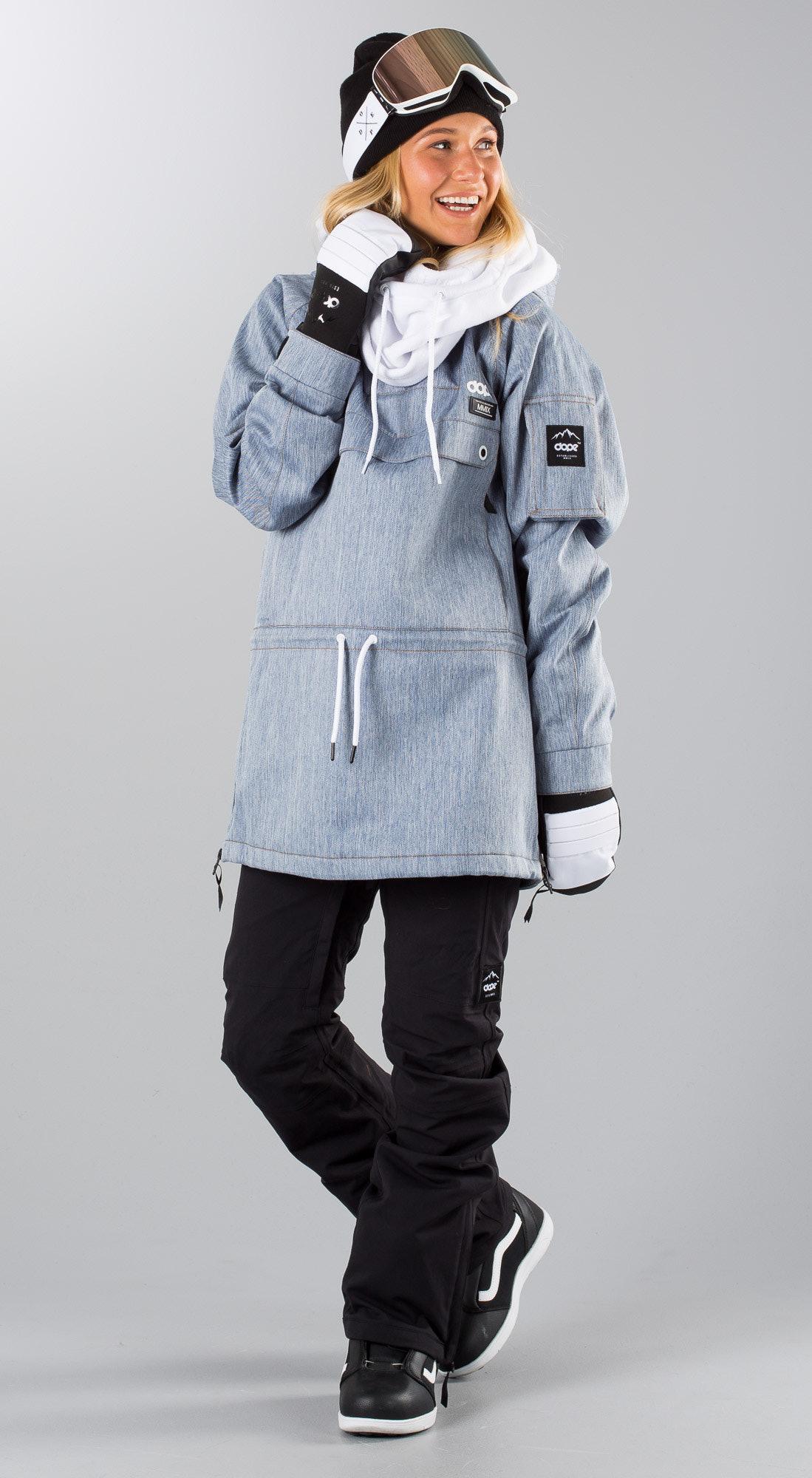 97983a7b Snowboardklær til jenter fra Adidas, Dope & Burton - Fri frakt ...