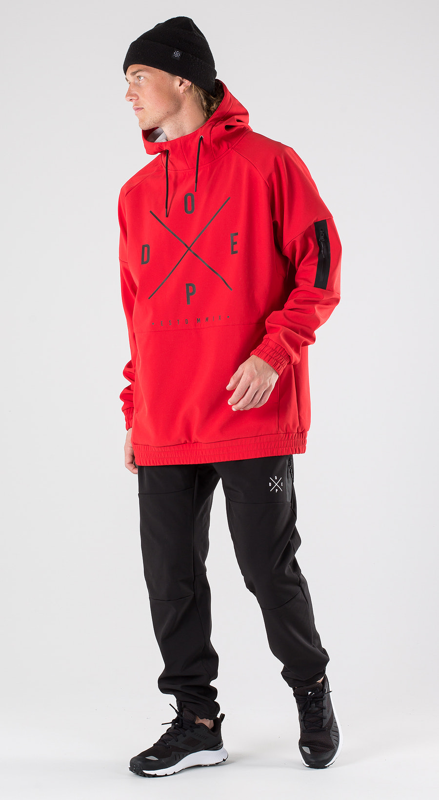 Dope Rambler  Red Outfit Multi