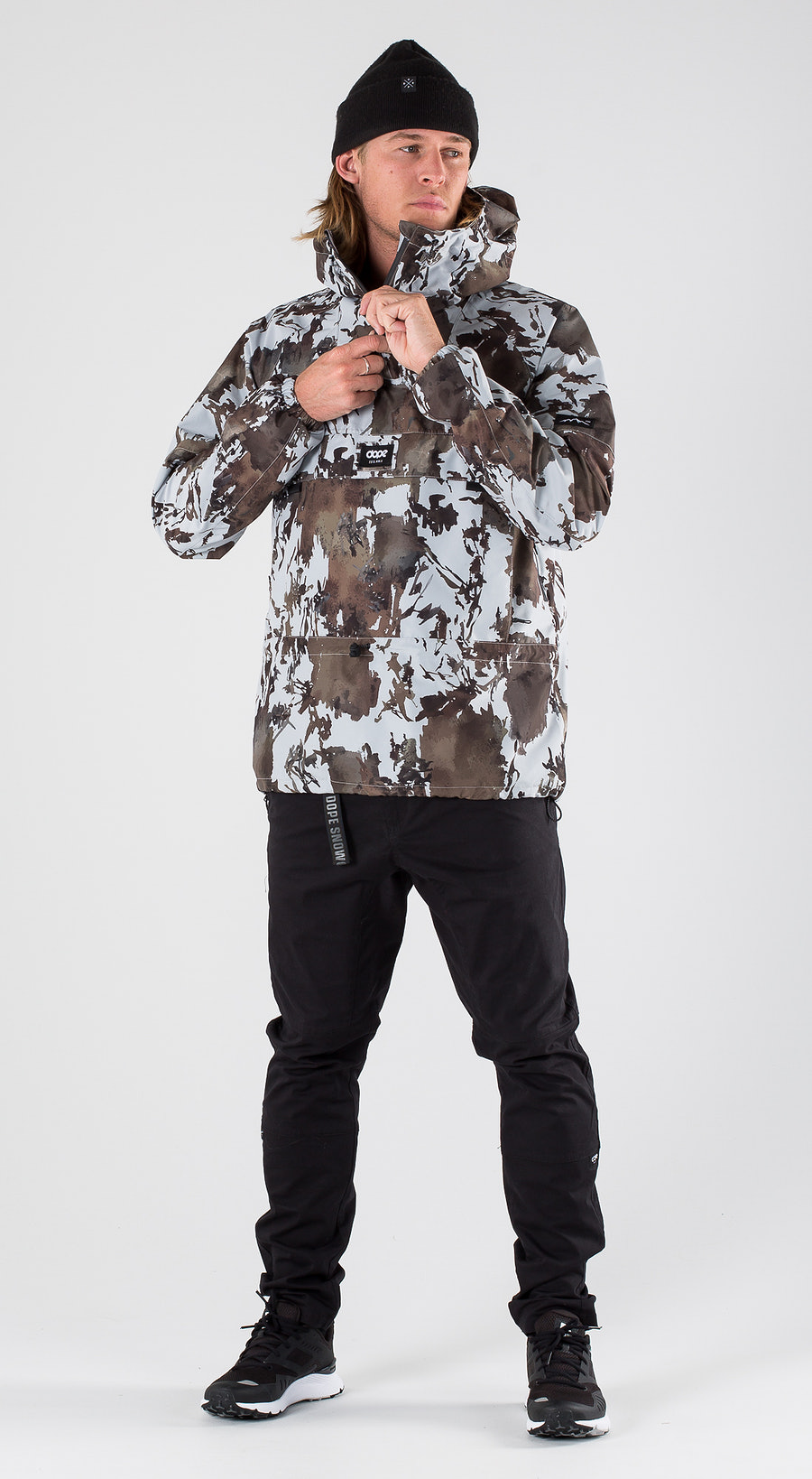 Dope Hiker Dirt Camo Outfit Multi