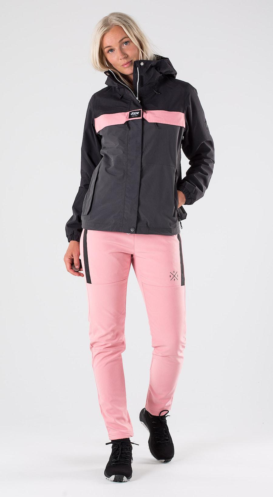 Dope Trekker W Black/Duskgrey/Pink Outfit Multi
