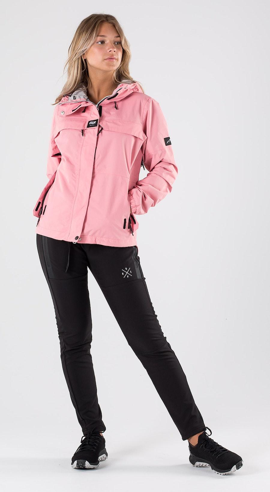 Dope Trekker W Pink Outfit Multi