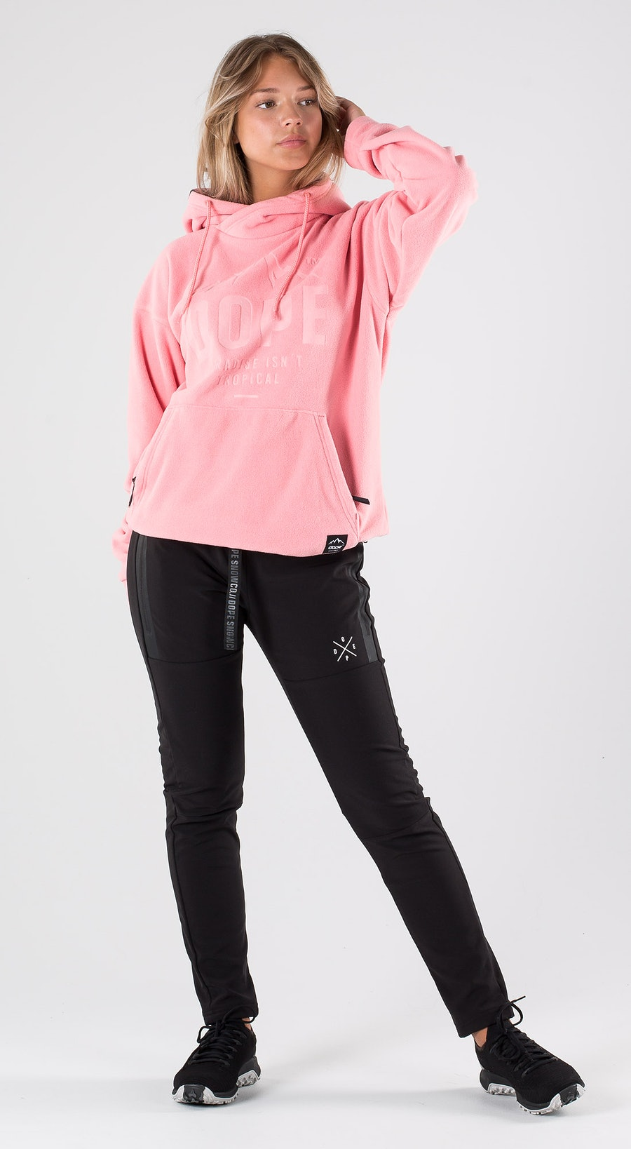 Dope Cozy Pink Outfit Multi