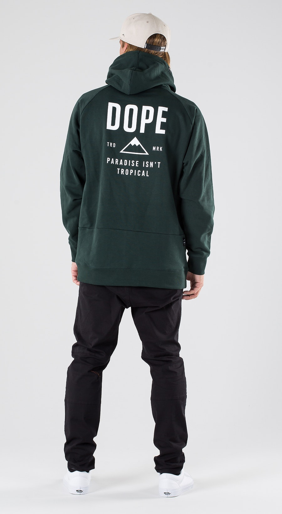 Dope Stacked Royal Green Outfit Multi