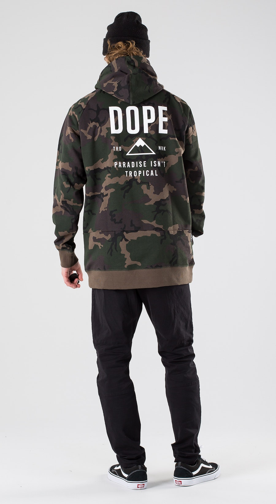 Dope Stacked Woodcamo Outfit Multi