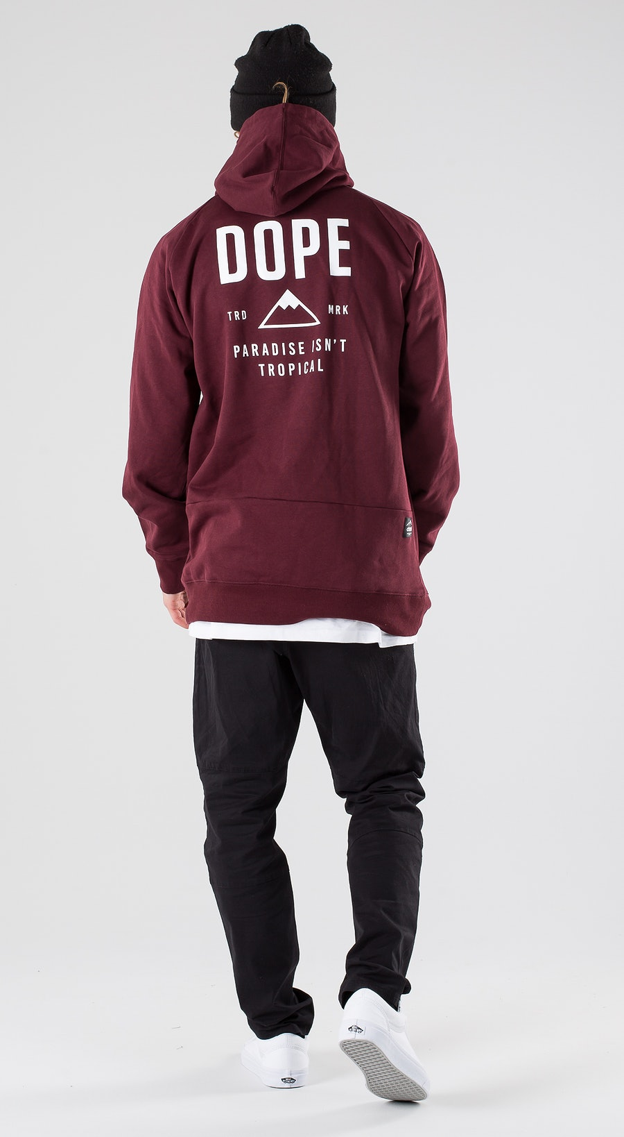 Dope Stacked Burgundy Outfit Multi
