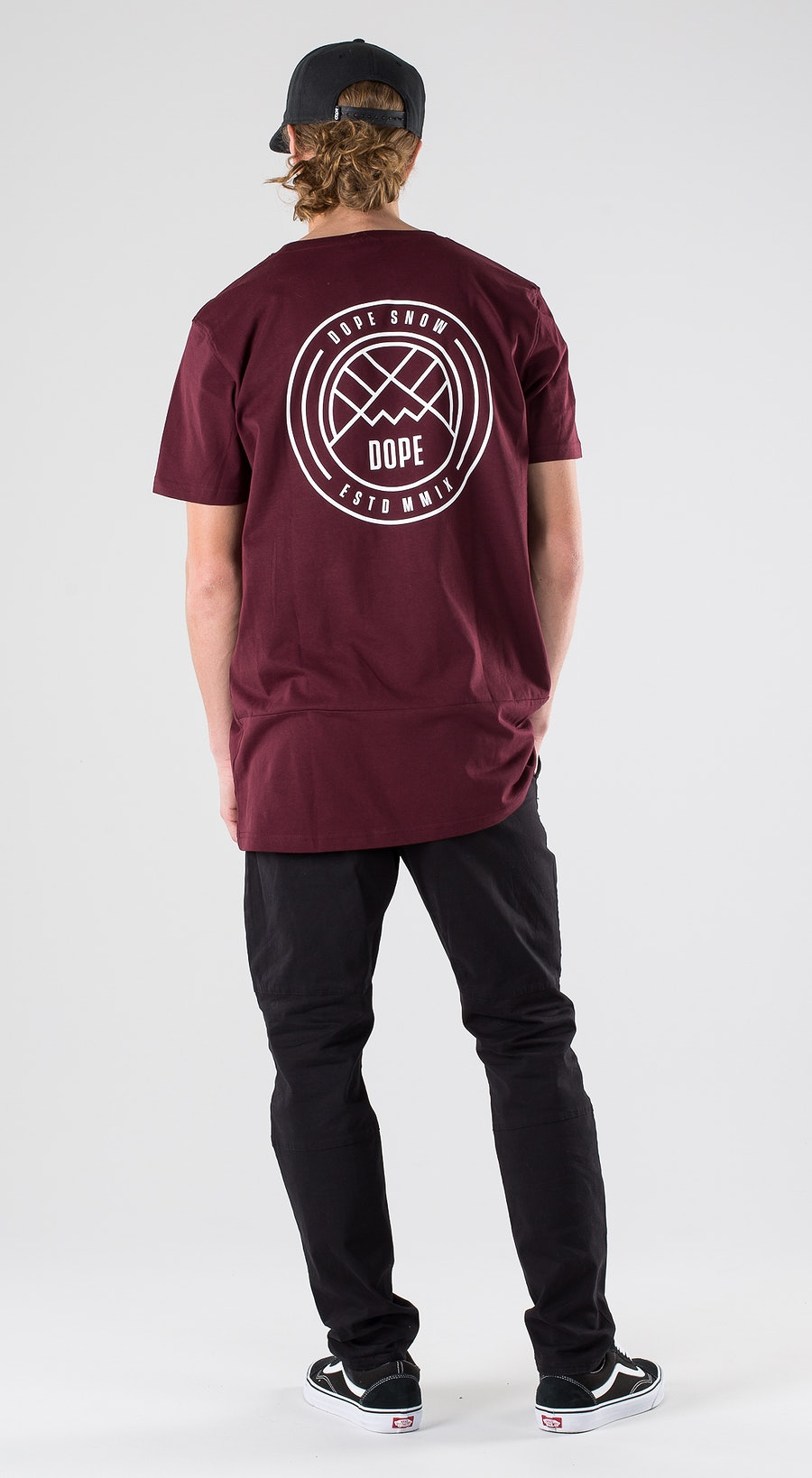 Dope Lines Burgundy Outfit Multi