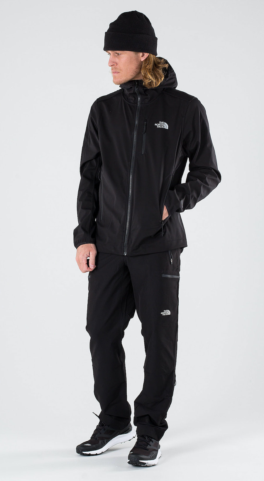 The North Face Tansa Softshell Tnf Black Outfit Multi