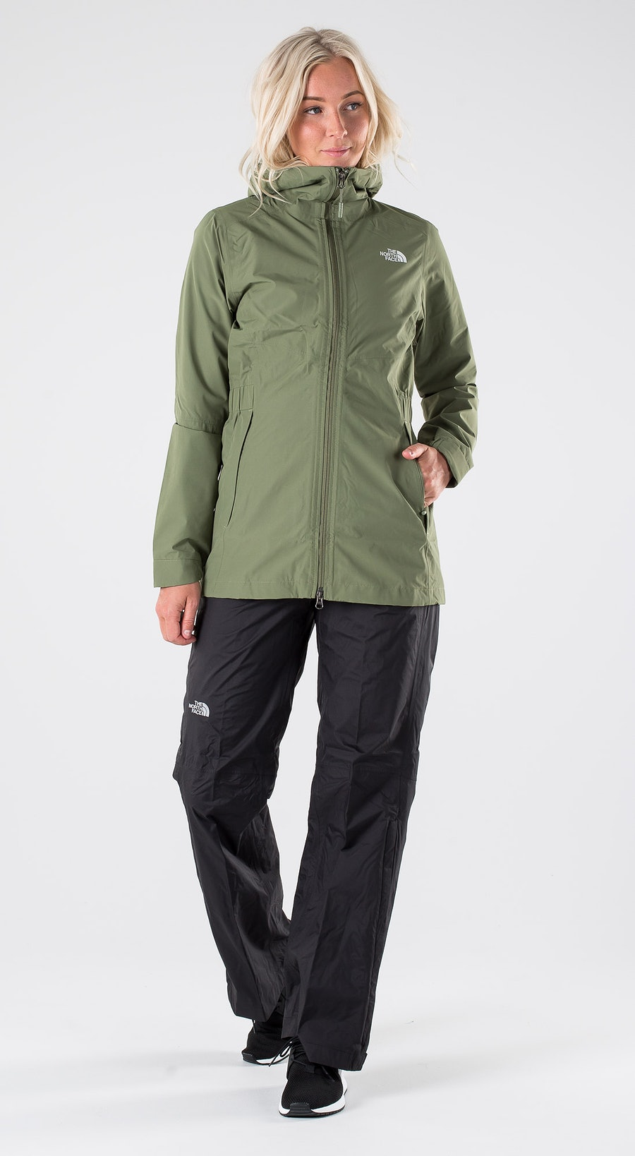 The North Face Hikestllr Pk Sl Jt Four Leaf Clover Outfit Multi
