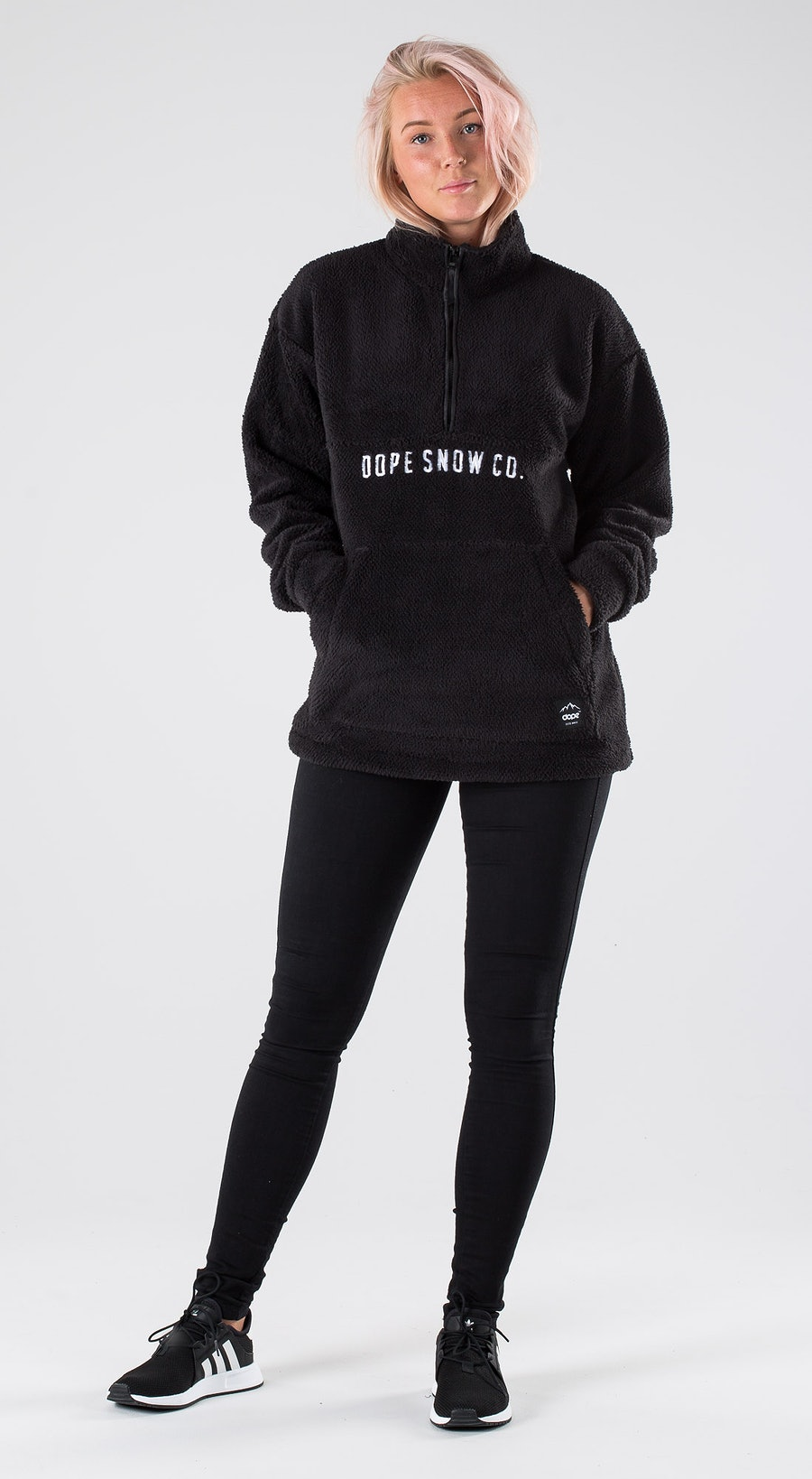 Dope Pile Black Outfit Multi