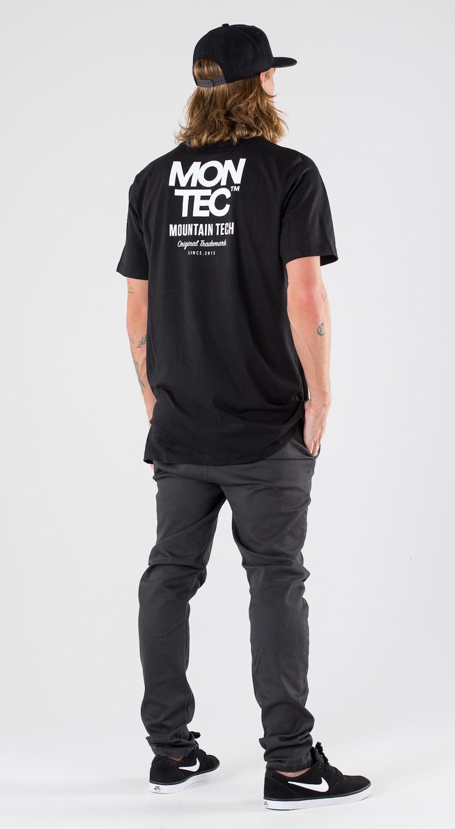 Montec M-Tech Black Outfit Multi