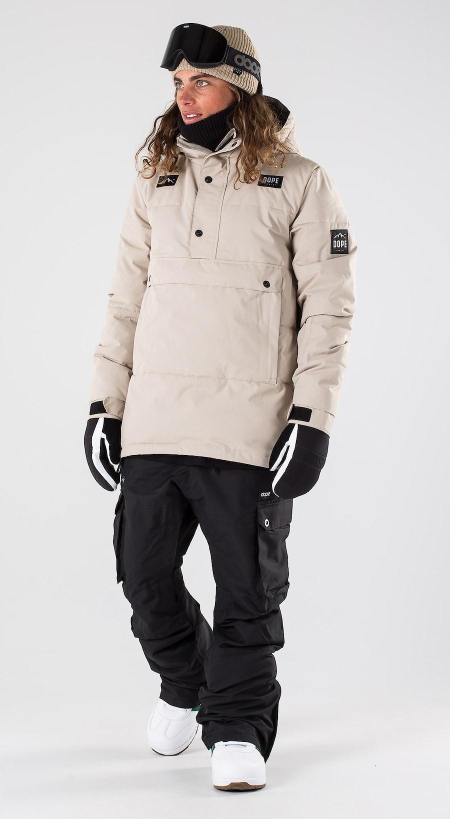 Dope Puffer Sand Snowboardkläder Multi