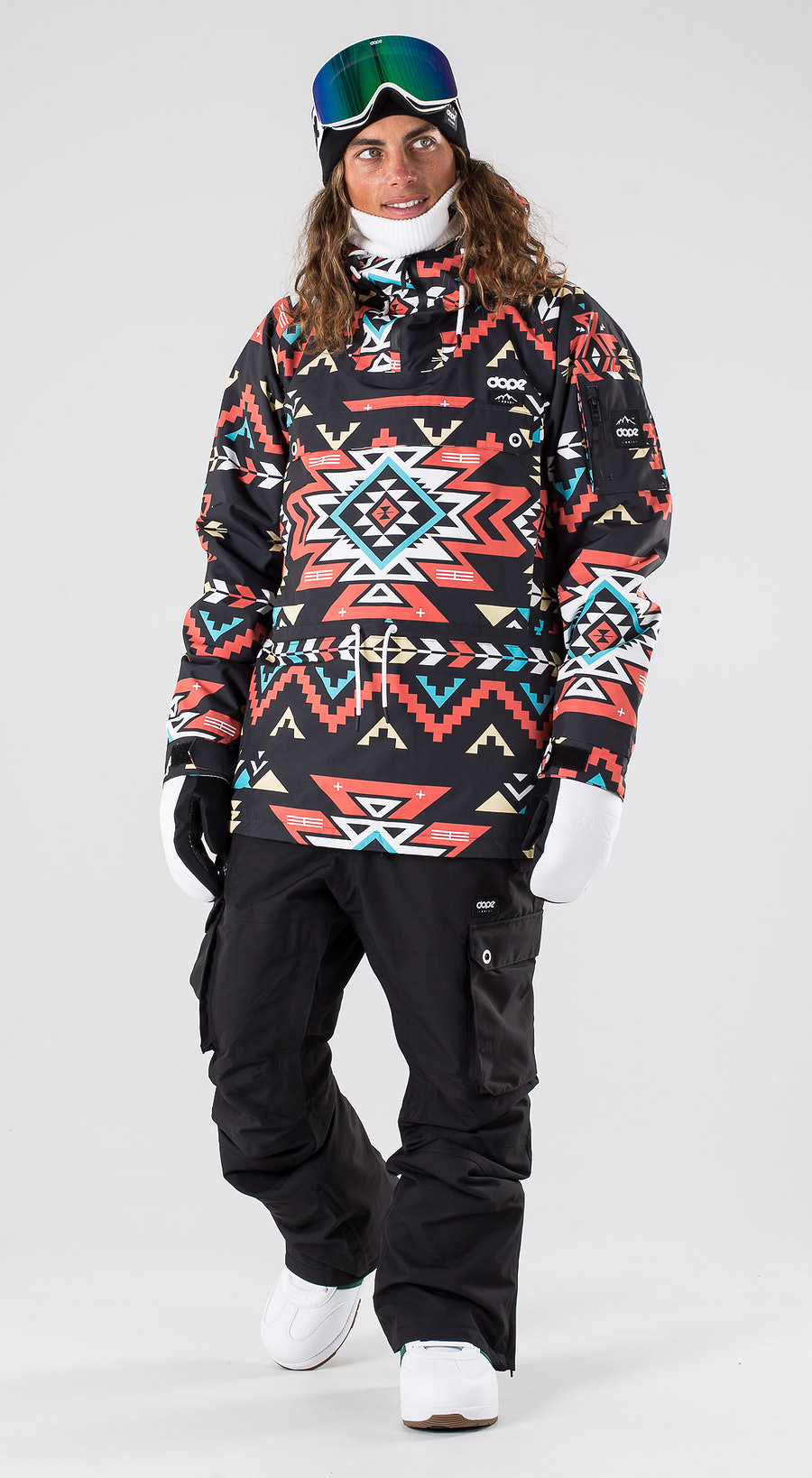 Dope Annok Inka Vêtements de snowboard  Multi