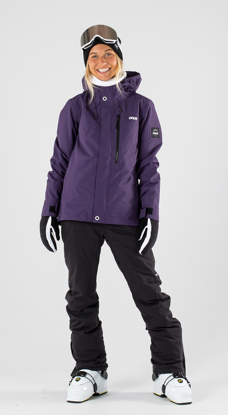 Dope Divine Grape Ski clothing Multi