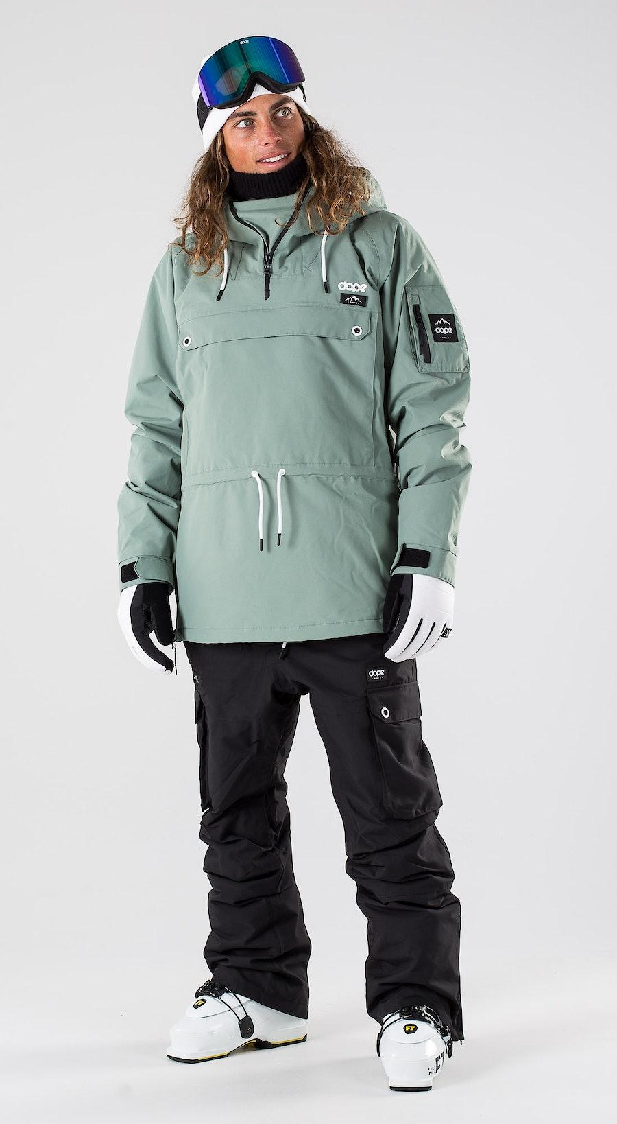 Dope Annok Faded Green Skidkläder Multi