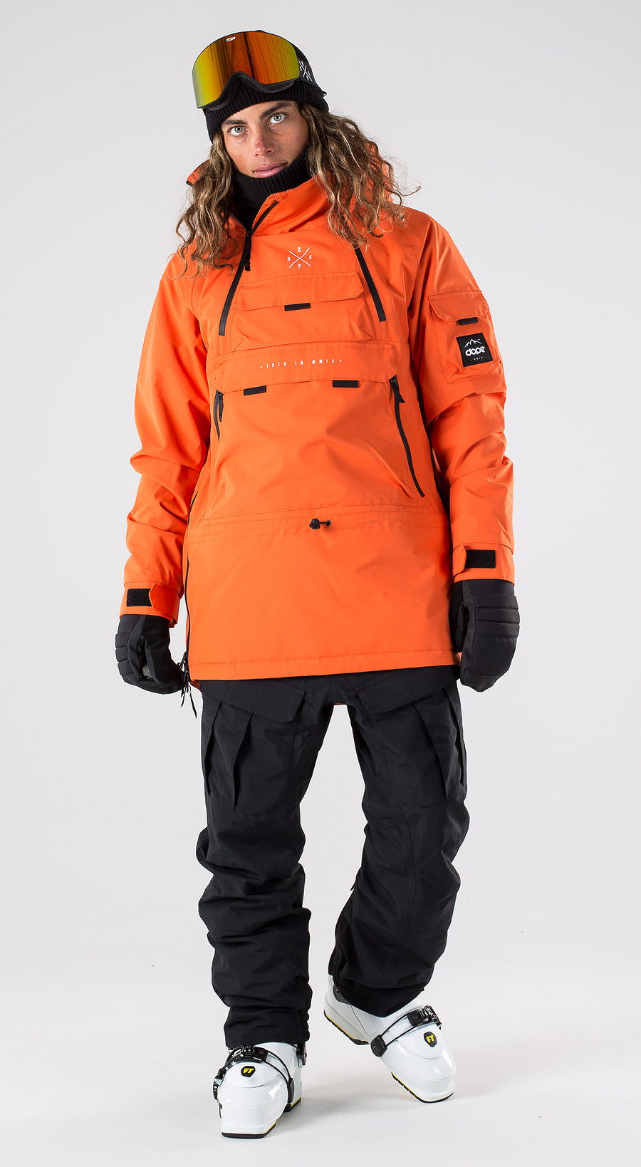 Dope Akin Orange Ski clothing Multi
