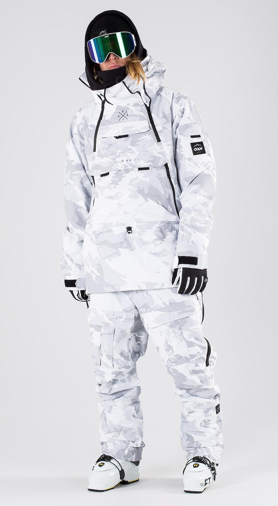 Dope Akin Tux Camo Skidkläder Multi