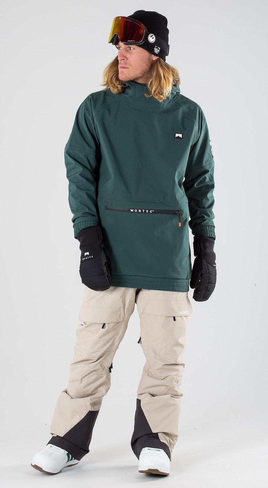 Montec Tempest Dark Atlantic Snowboardkläder Multi