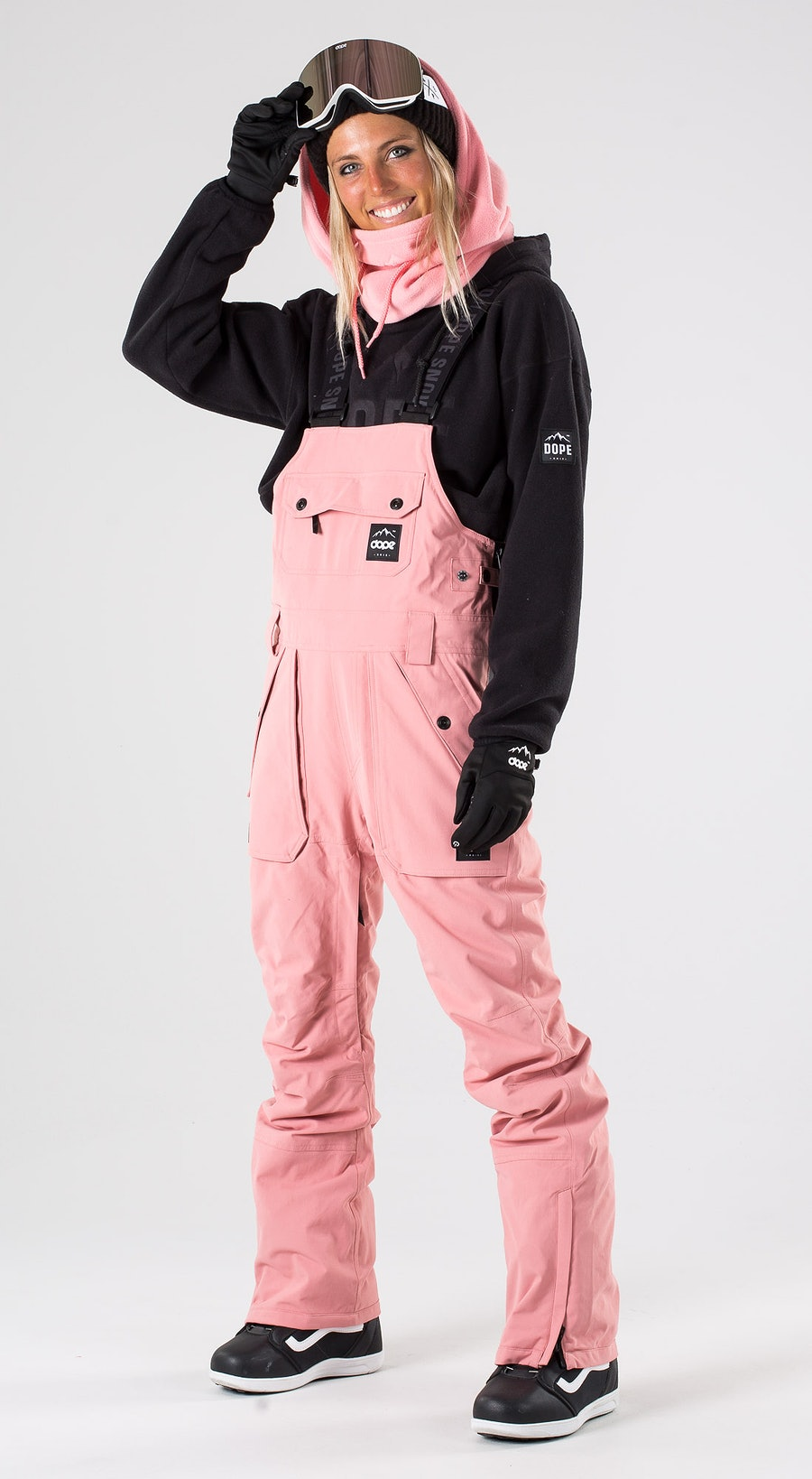 Dope Yeti W Black Vêtements de Snowboard  Multi